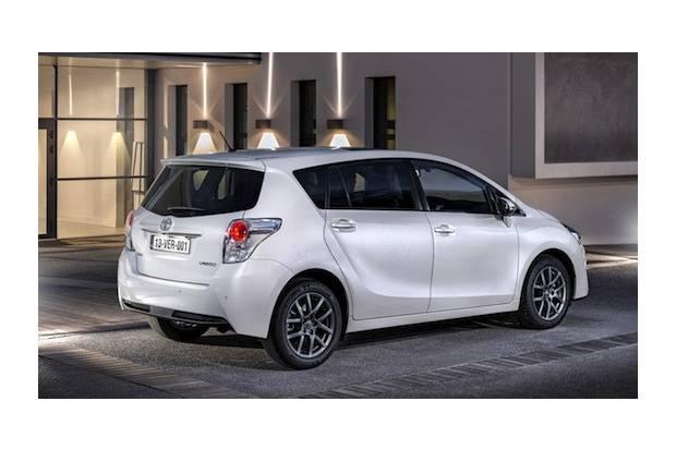 Nuevo Toyota Verso 2013, más diseño y eficiencia