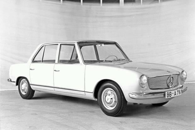 Cuando Audi era de Mercedes