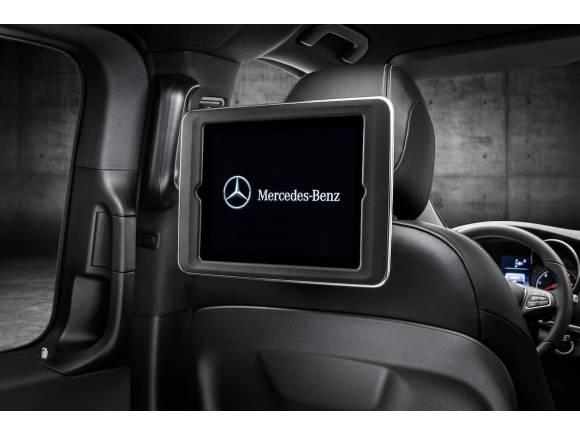 Mercedes Clase V con acabado deportivo AMG