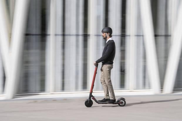 Las multas más comunes de los usuarios de patinetes eléctricos