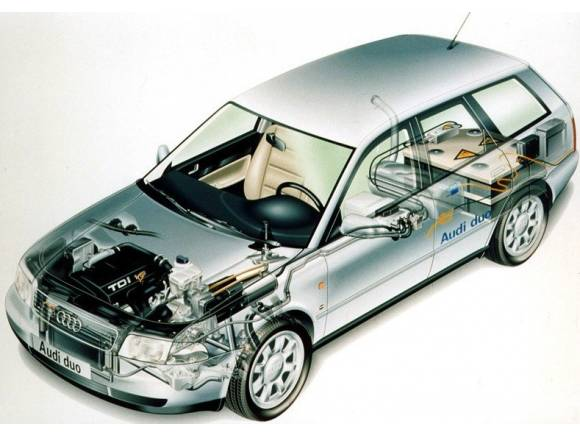 Coches híbridos y con motor diesel: ¿tienen futuro?