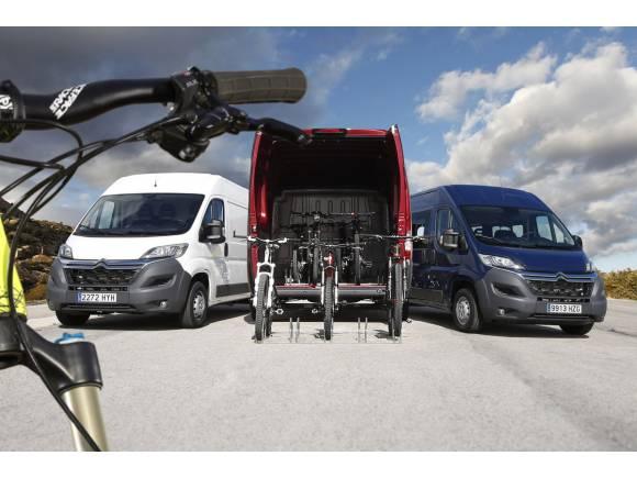 Nuevo Citroën Jumper: 44 versiones, desde 19.000 €