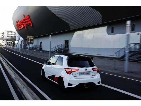 Madrid Auto 2018: Toyota presenta en el nuevo Aygo