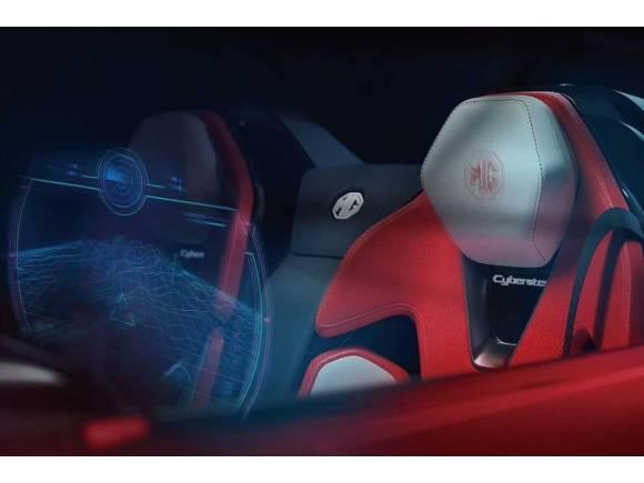 MG Cyberster: el espectacular descapotable eléctrico de 800 km de autonomía