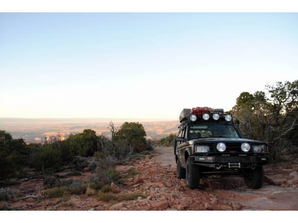 Video: Land Rover celebra los 25 años del Discovery