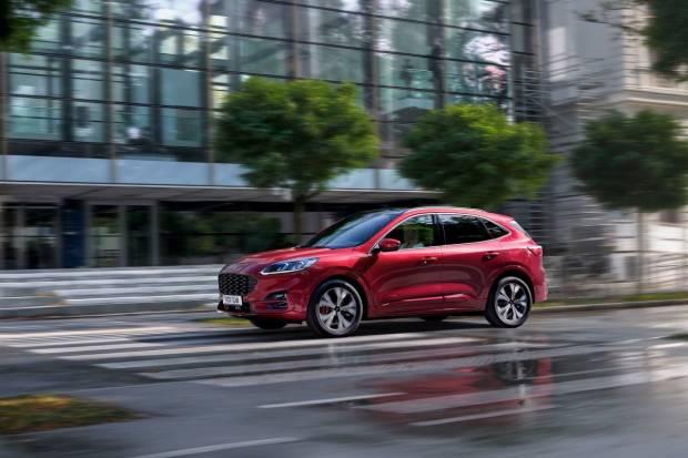 Precios y descuentos para el nuevo Ford Kuga 2020