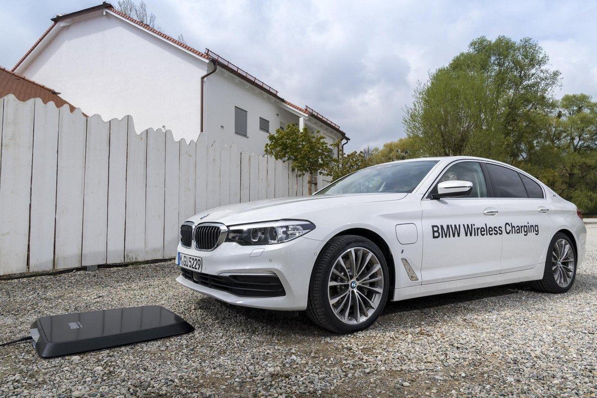 BMW Digital Charging Service