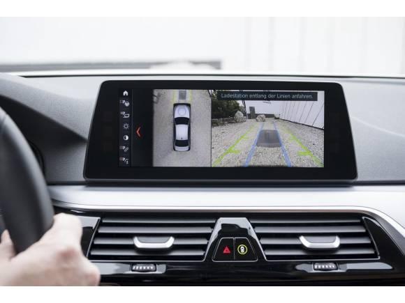 BMW Digital Charging Service, el primer cargador inalámbrico de BMW