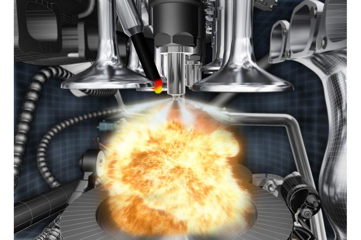 Las adiciones para la gasolina para la limpieza de los pulverizadores