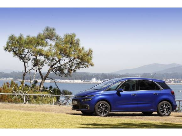 Prueba: nuevos Citroën C4 Picasso y Grand C4 Picasso 2017