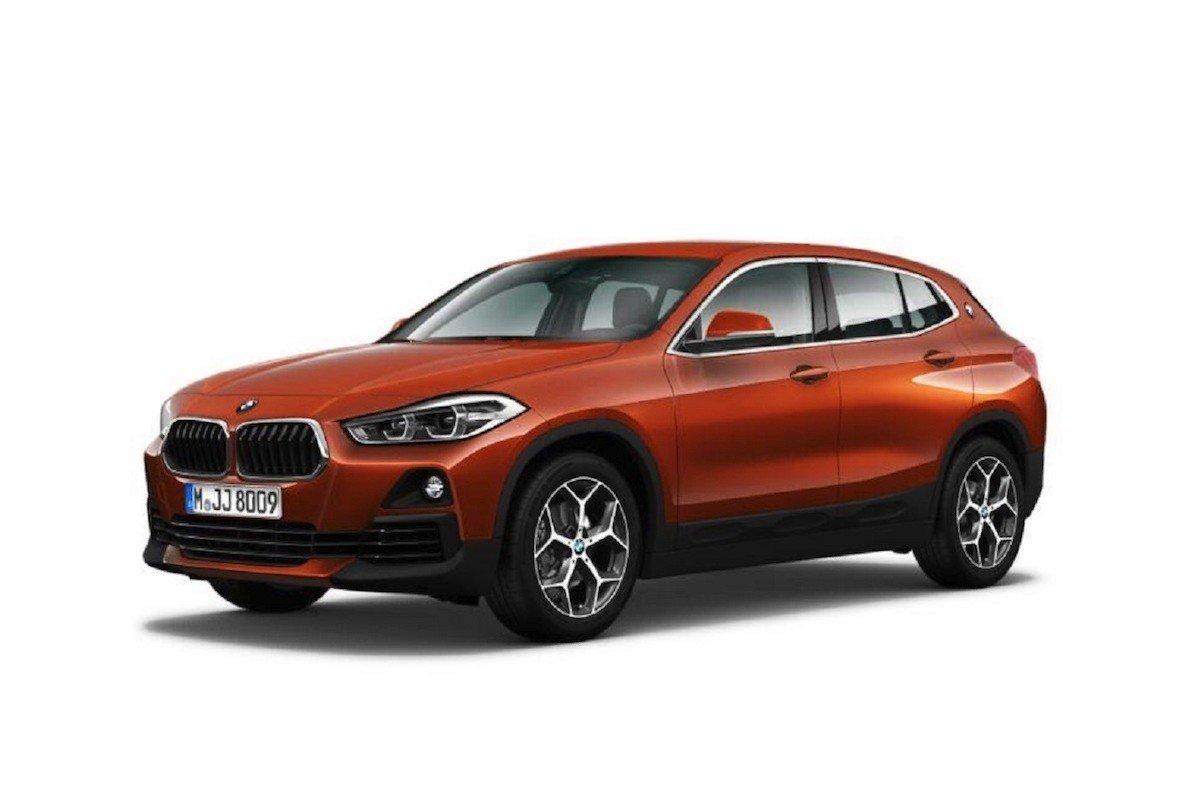Nuevo BMW X2 Impulse