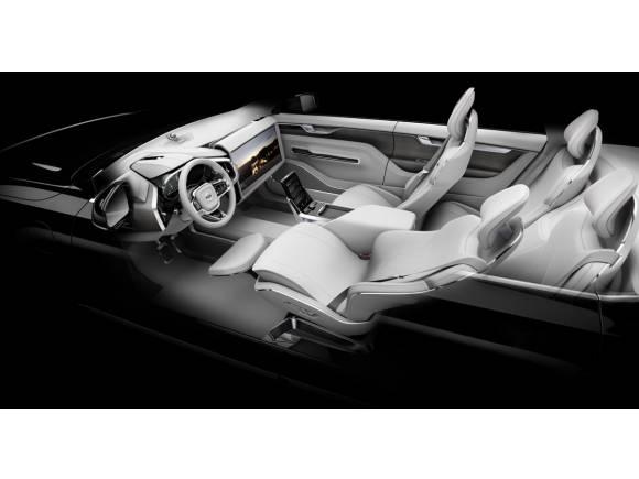 Volvo Concept 26: el futuro de la conducción autónoma