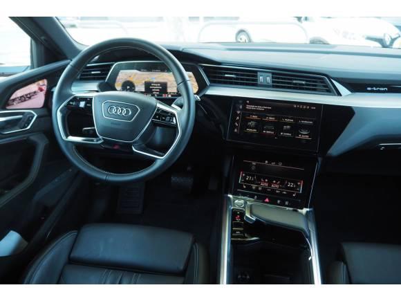 Prueba y opinión del Audi e-tron 50: analizamos su comportamiento y autonomía