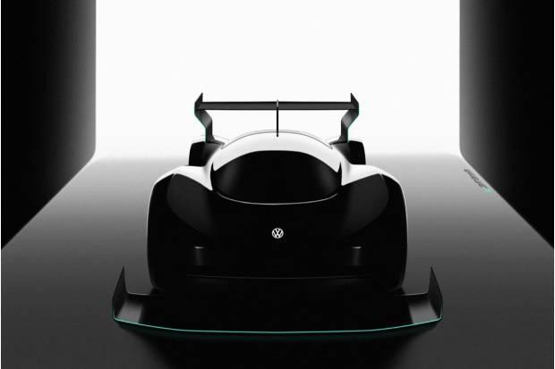 Volkswagen, a conquistar el Pikes Peak con un coche de carreras eléctrico