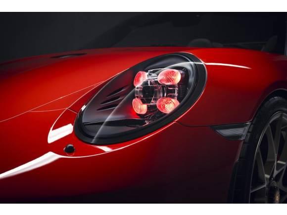 Nuevo Porsche 911 Speedster, colofón a la serie 991