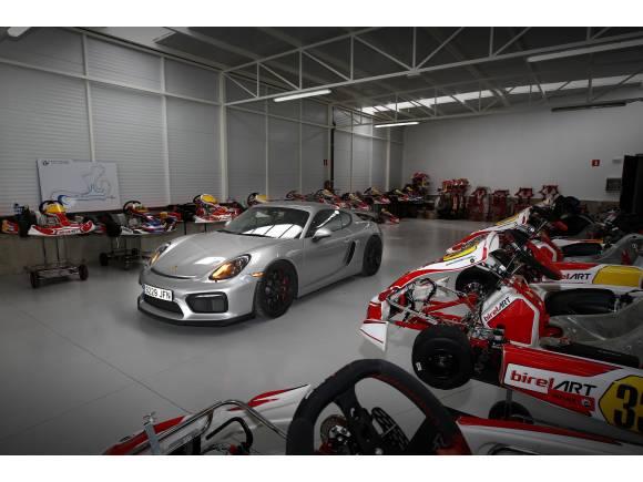 Prueba Porsche Cayman GT4, el mejor rival del 911