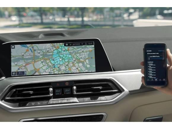 Los BMW híbridos enchufables son capaces de reconocer zonas de bajas emisiones