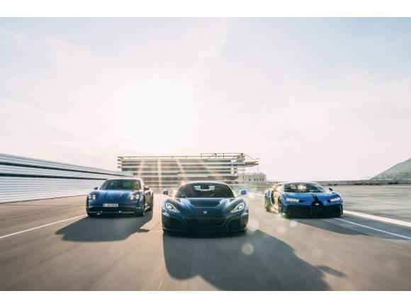 Bugatti y Rimac se unen en una sola marca, con Porsche como socio