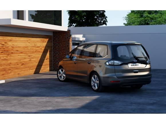 Ford Galaxy, lujo y confort en siete plazas