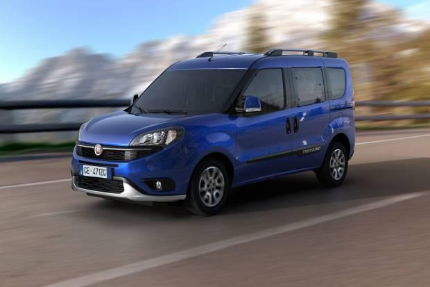 Fiat Dobló Combi 2021: estrena motores e incorpora tecnologías