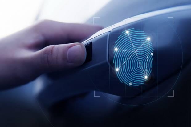 Hyundai presenta el primer sistema de identificación con huella dactilar para coches
