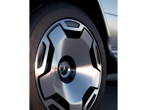 Mercedes Concept EQG: el preludio de un Clase G eléctrico