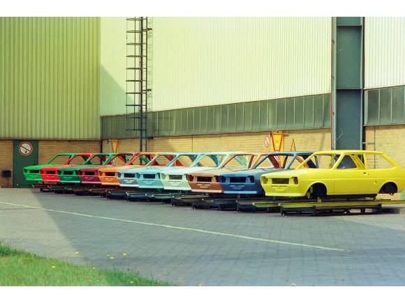 Cuarenta cumpleaños para el Ford Fiesta