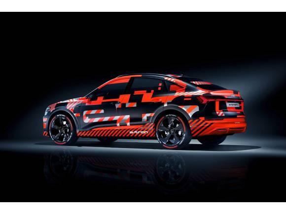 e-tron Sportback, así será el segundo coche eléctrico de Audi