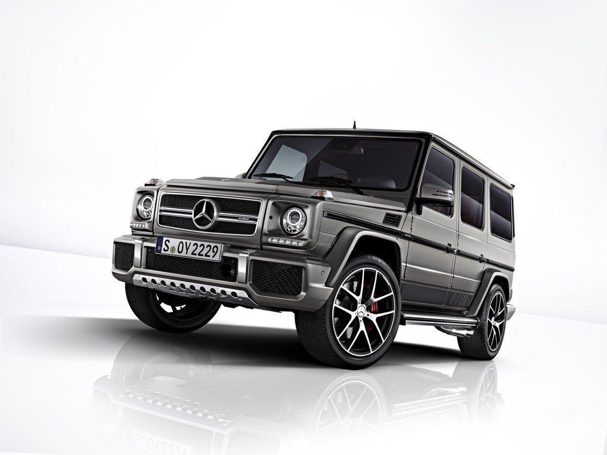 Mercedes-Amg g 63 y g 65