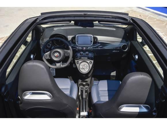 Nuevo Abarth 695 Rivale, yate deportivo de asfalto