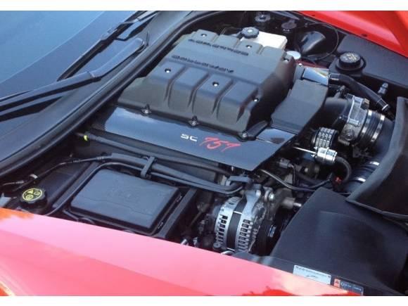 El Corvette más potente del mundo creado por Callaway