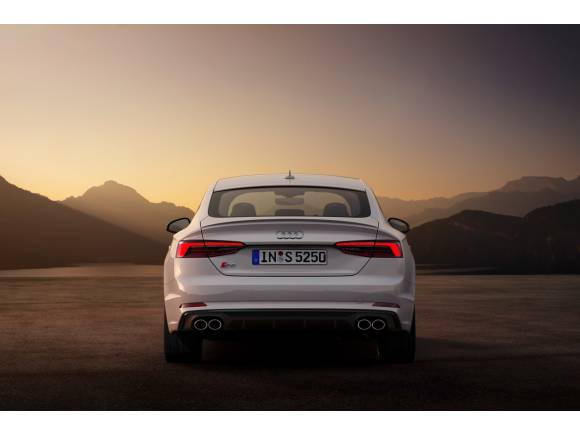 El nuevo Audi S5 también con motor diésel e híbrido