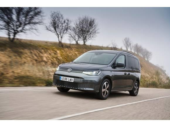 Prueba del nuevo Volkswagen Caddy: más turismo que nunca