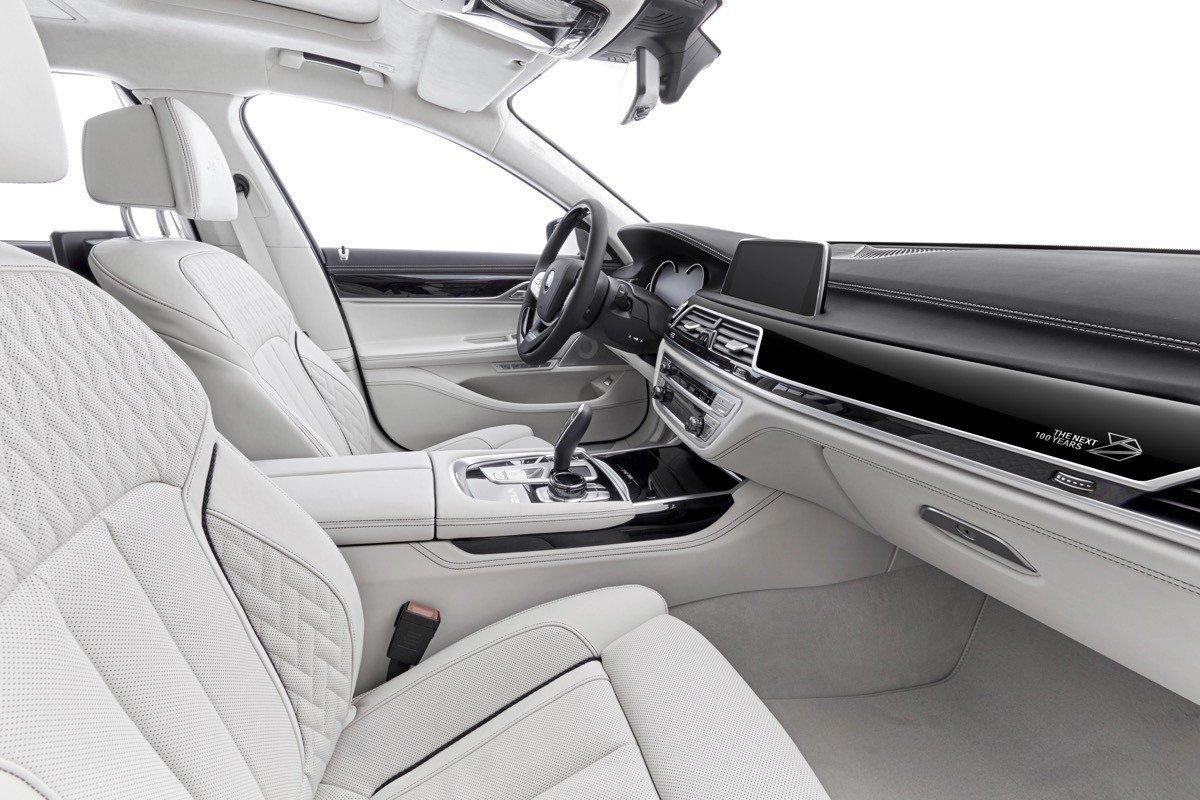 BMW Serie 7 centenario