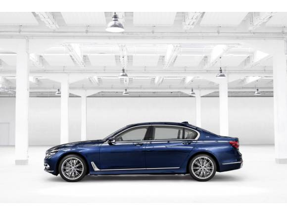 BMW Serie 7 edición especial centenario: otra forma de entender el lujo