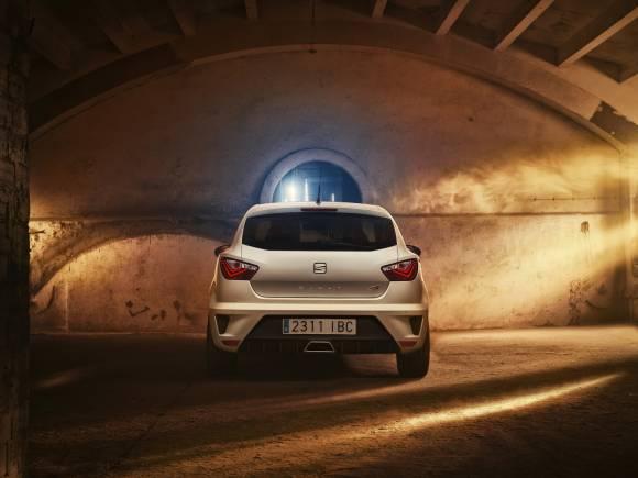 Nuevo Seat Ibiza Cupra 2016, con motor 1.8 de 192 CV