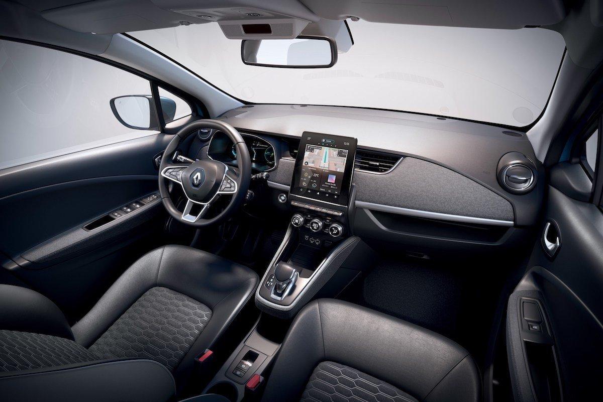 Nuevo Renault ZOE 2020