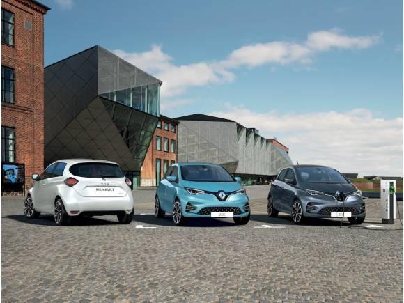 Nuevo Renault ZOE 2020, con 390 km de autonomía