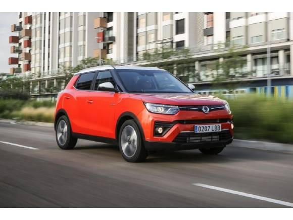Nuevo Ssangyong Tivoli G12T: el interesante SUV de 13.100 euros