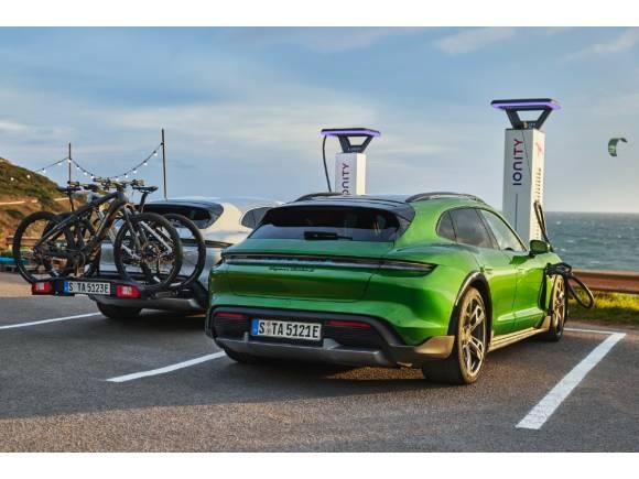 Nuevo Porsche Taycan Cross Turismo: el eléctrico más versátil