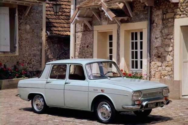 Renault 10: 50 años del