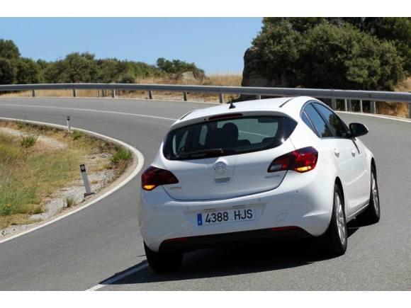 Prueba del Opel Astra 1.7 CDTI ecoFLEX