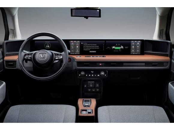 Nuevo Honda e, hasta 154 CV y 220 km de autonomía