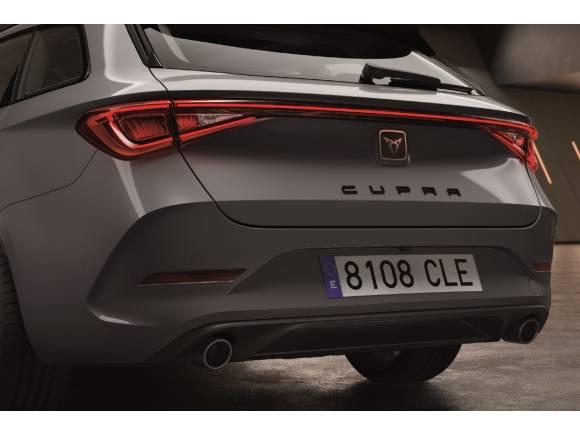 El Cupra León completa su gama de motores con un bloque gasolina de 245 CV