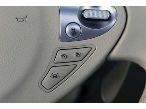 Infiniti FX 30d, prueba del SUV japonés rival del Porsche Cayenne