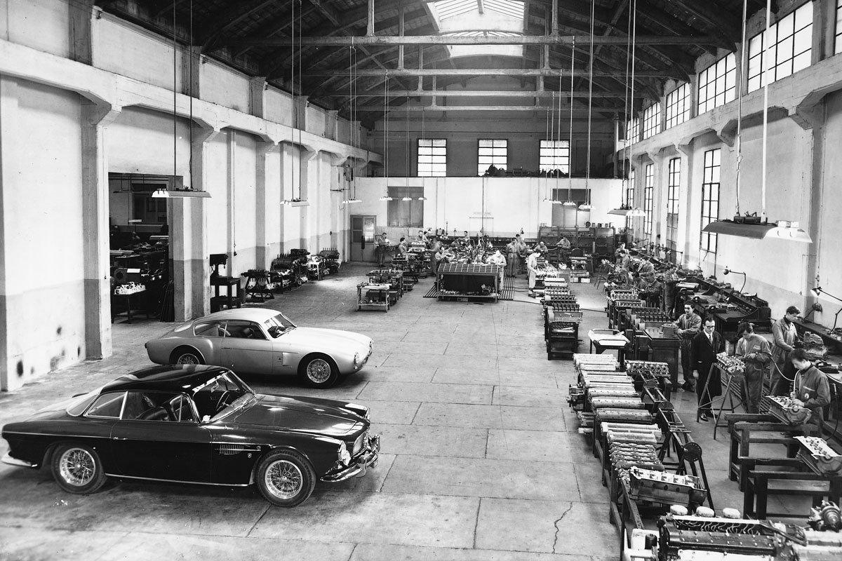 Fábrica Maserati