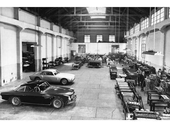 Se cumple el centenario de la marca Maserati