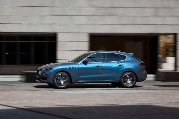 Maserati Levante Hybrid: el SUV se pasa a la hibridación