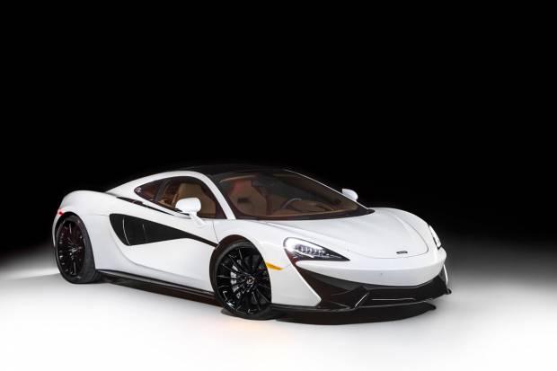 570GT by MSO Concept, mejorando todavía más el McLaren