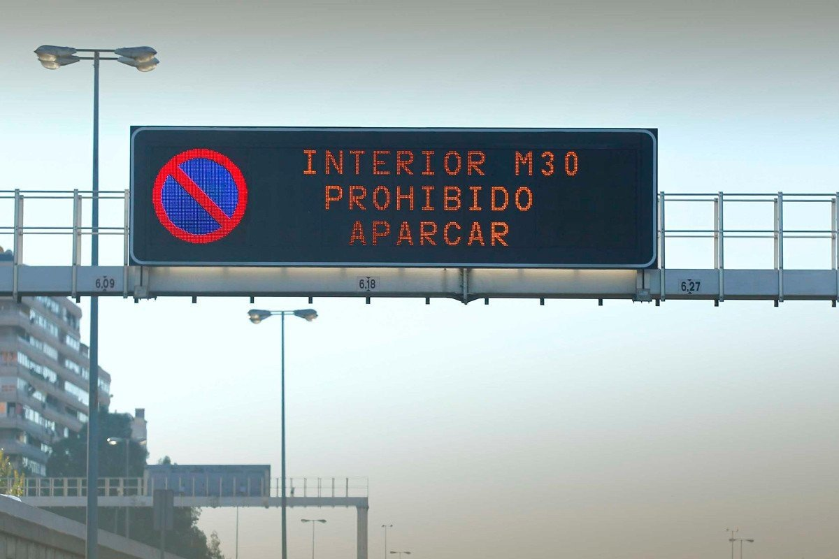 protocolo contaminacion madrid